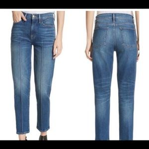 Frame Denim Le High Straight Boylston Jeans, 30